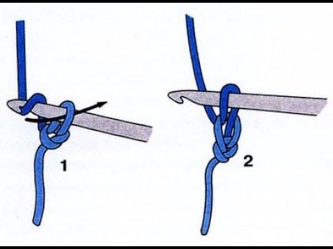 Петли вязание крючком детям 548