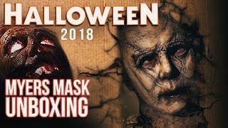 Michael Myers Halloween H40 S Brandolino Rehaul UNBOXING !