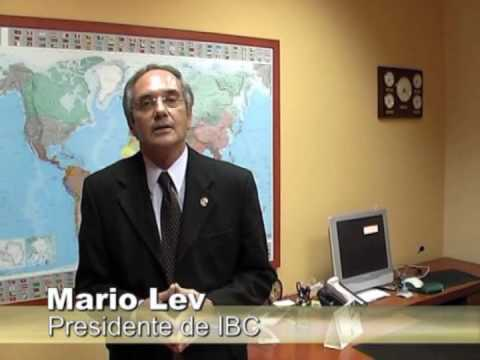 Israel Business Connection, Version Espaniol, por Mario Lev Presidente IBC