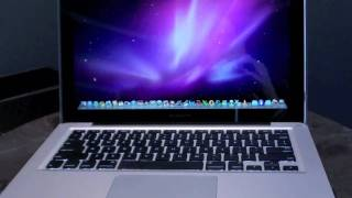 Apple MacBook Pro SSD Speed Test: Demo