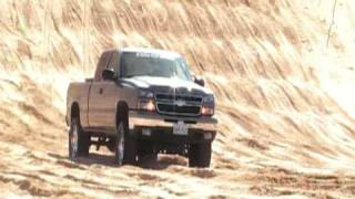 hill climb in 07 chevy at pismo dunes