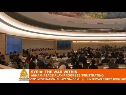 UN orders Syria massacre probe