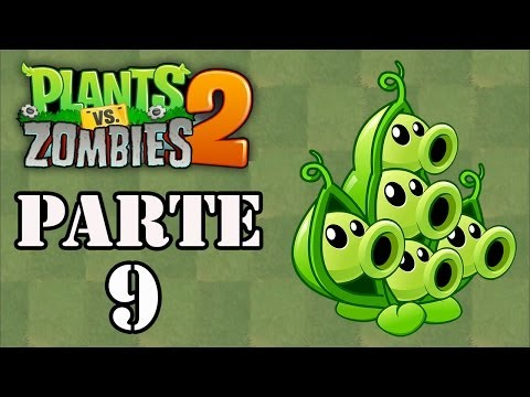 Let's Play : Plants vs Zombies 2 [iPhone] - Parte 9