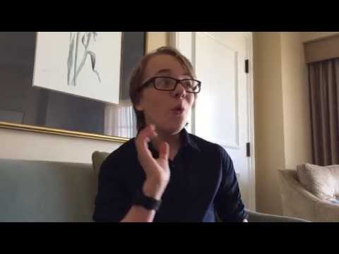 Interview with Ed Oxenbould of Alexander and the Terrible, Horrible, No Good, Very Bad Day