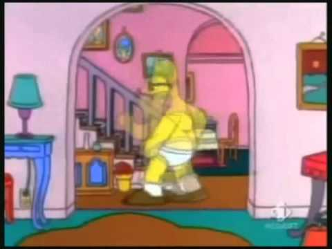 Tacatà Simpson video