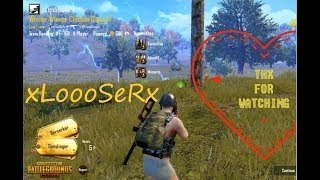 pubg mobile pc FIRST TIME GAMEPLAY AND WIN . WITH VOICE CHAT تجربة اللعبة على الكمبيوتر