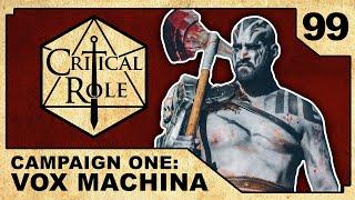 Masquerade | Critical Role RPG Episode 99