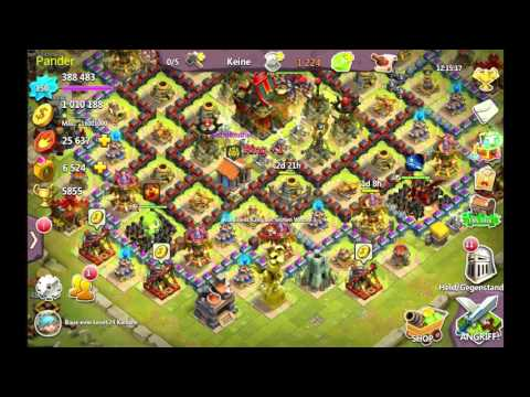 Clash of Lords 2 Ehrenkampf : Update News 1.0.134 // Private Nachrichten versenden