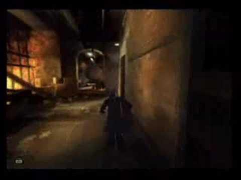 Batman Begins (ps2) Story Mode level 1