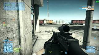 Battlefield 3 - Zotac GTX 680 - Ultra - 64player - benchmark