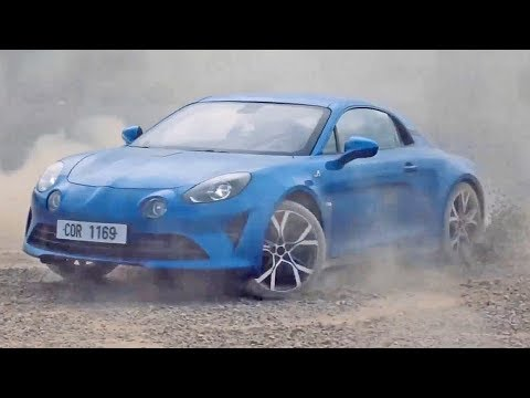 Alpine A110 (2017) Torture Test