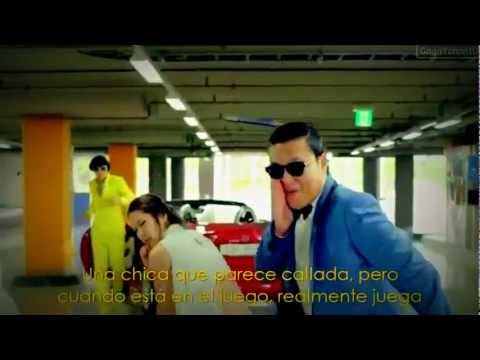 Psy gamgam style ft hyuna faster version - dailymotion video