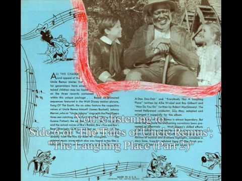 Song of the South - The Tales of Uncle Remus - Sides 4-6 of 6