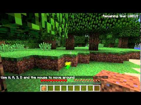 Como Jugar Minecraft | DEMO | (Sin descargar el Juego) Actualizado