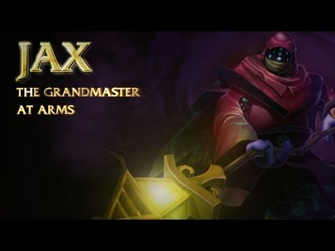 Jax Champion Spotlight Music Videos