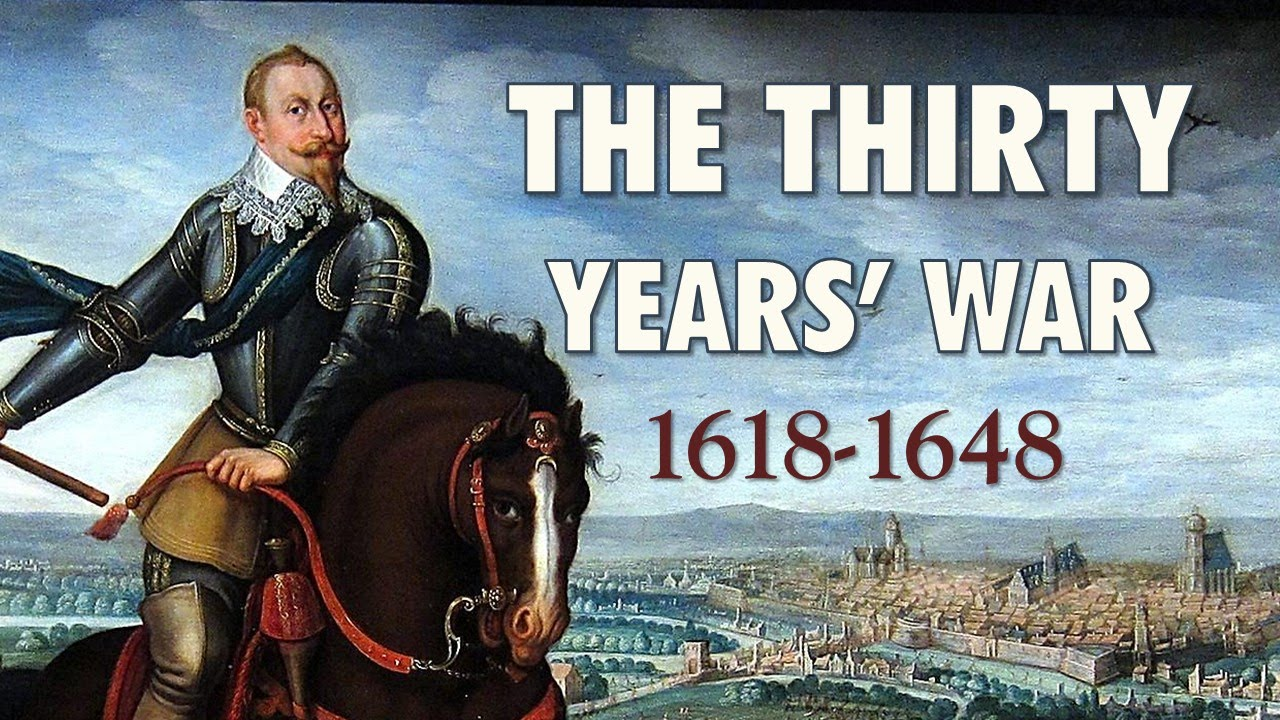 the thirty years war The homepage of an online history of the thirty years war this conflict took place in germany and central europe in the years 1618-48.