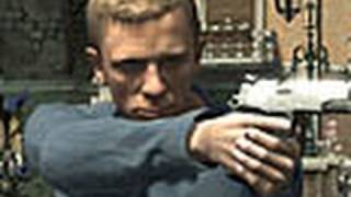 CGR Undertow - QUANTUM OF SOLACE 007 for Xbox 360 Video Game Review