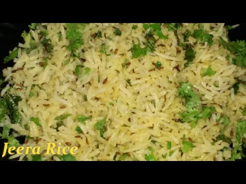 Restaurant Style Jeera Rice Recipe