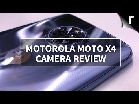 Motorola Moto X4 Camera Review