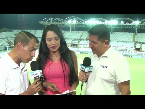 ZAMORA F.C.  vs  DVO. TÁCHIRA F.C. / PARTIDO IDA - COPA VENEZUELA 2018