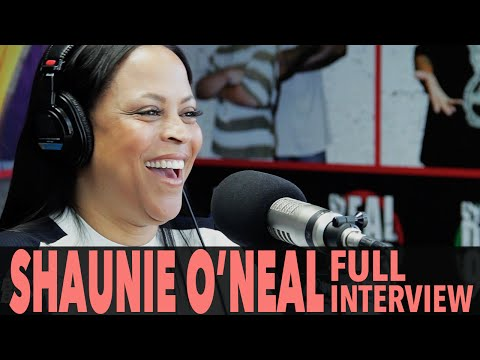 """Shaunie O'Neal on """"Shaunie's Home Court"""", Ayesha Curry Tweets, And More! (Full Interview) 