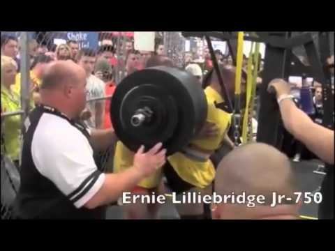 The Ultimate Powerlifting Squat Motivation 2014 Image 1