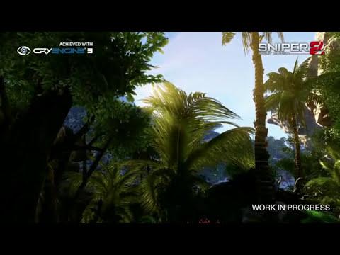 trailer de los 3 mejores juegos de francotiradores