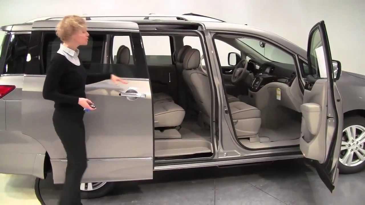 The New 2013 Nissan Quest Sl Feldmann Nissan Bloomington