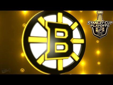 Boston Bruins 2018 Playoffs Goal Horn