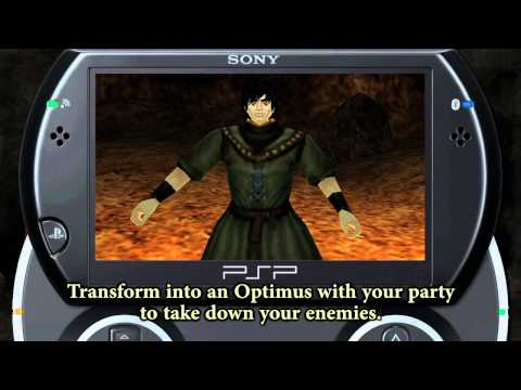 PSP - White Knight Chronicles: Origins