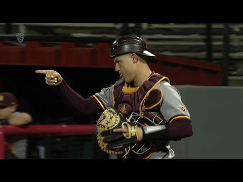 Recap: Arizona State baseball dominates Washington State in Pullman