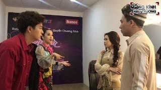 BIỆT TÀI TÍ HON 2   Trấn Thành, Ngô Kiến Huy, Sam, Puka học tiếng Việt cải cách