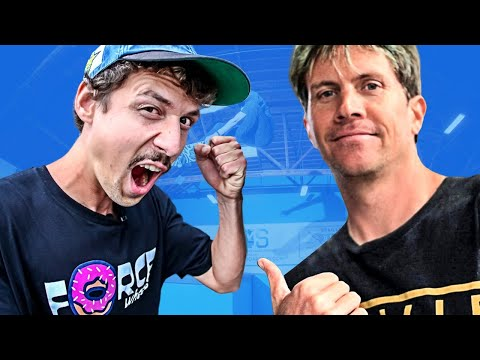 DOUG VS JONNY GIGER | QUARANTINE GAME OF SKATE ROUND 1