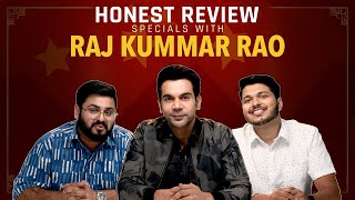 MensXP | Honest Review Specials With Rajkummar Rao