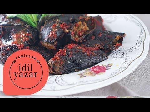 Patlıcan Dolması Nasıl Yapılır ? - İdil Tatari - Ramazan Tarifleri