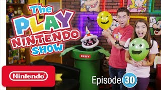 The Play Nintendo Show – Episode 30: Mario & Luigi: Superstar Saga + Bowser's Minions