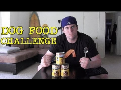 The Dog Food Challenge (Featuring L.A. BEAST)