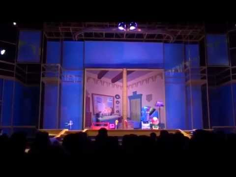 Playhouse Disney Live on Stage! 1/3 - Disneyland Paris HD