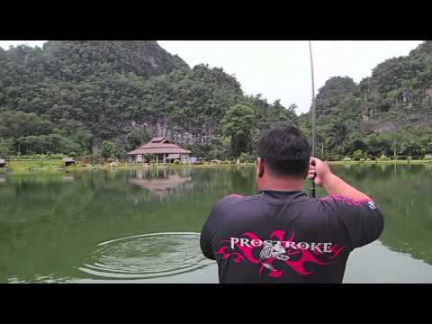 Exotic Fishing Thailand by Bangkok Fishing Guide