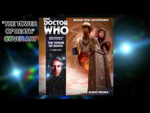 "Doctor Who Cover Art Show Case - ""The Tower Of Death"""