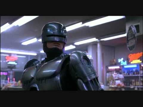 Robocop soundtrack MAIN THEME