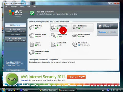 Best FREE Anti Virus Software Of 2011
