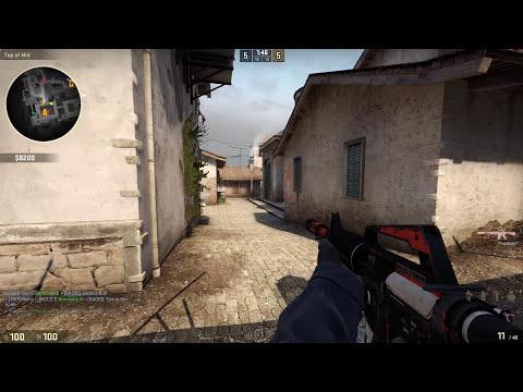 » Counter-Strike: Global Offensive « - Chicken Lover - de_Inferno mit PietSmiet - [Deutsch] [HD]