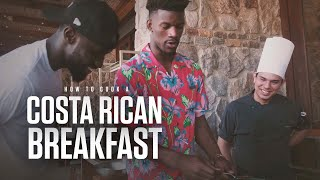 Remy don't ... | Jimmy tries ep4: Cooking a Costa Rican breakfast