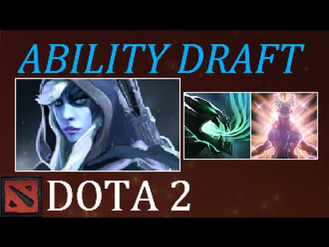 Dota 2 We Made People Rage Quit in Ability Draft GG
