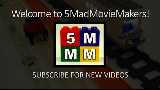 Welcome to 5MadMovieMakers!