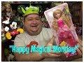 2018 Hasbro Disney Royal Shimmer Aurora Doll Review Magical Monday mp3