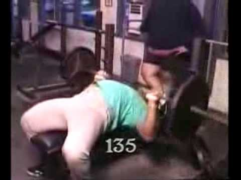 1990s Raw Benchpress Training With C.T. Fletcher and Barbarian Bob Siebold Image 1