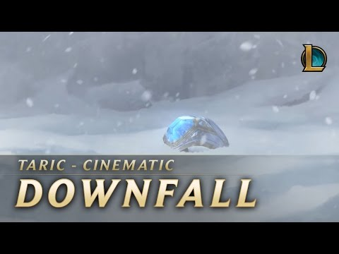 Downfall | Taric Champion Update Teaser - League Of Legends
