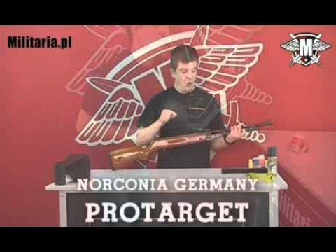 Wiatrówka Norconia Protarget - videoinstrukcja - Militaria.pl
